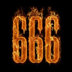 Devil's number 666