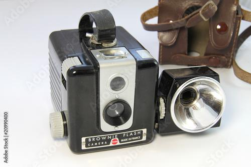 appareil photo ancien photo libre de droits sur la banque d 39 images image 20990400. Black Bedroom Furniture Sets. Home Design Ideas