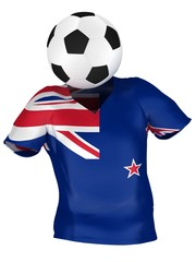 National Soccer Team of New Zealand | All Teams Collection |