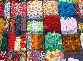 "Candy on ""Mercat St Josep - La Boqueria"""