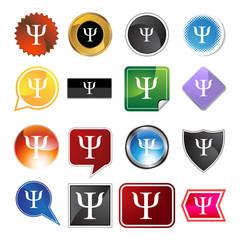 Greek Fraternity Symbol Icon