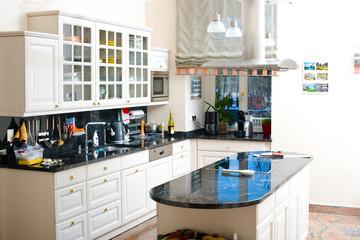 Küche, Dunstabzughaube