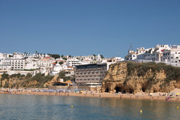Albufeira and Sol-e-Mar Hotel