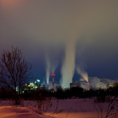 night tornado