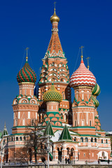 Wall Mural - St Basil's Cathedral