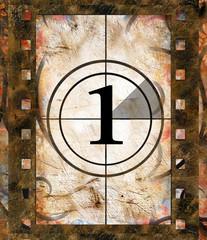 Film countdown at No 1