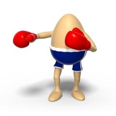 Egg punching