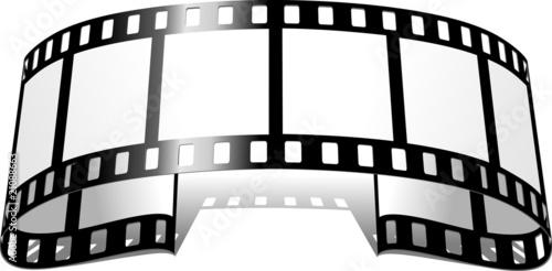 Pellicola cinema film vector immagini e vettoriali for Scarica clipart