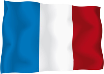 France - French flag