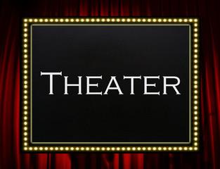 Theater - Veranstaltungs Konzept