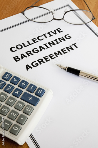 Collective Bargaining Agreement Stock Photo And Royalty Free Images