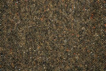 Cheviot tweed fabric background texture