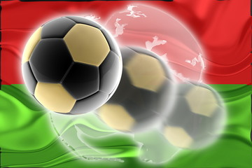 Burkina Faso flag wavy soccer website