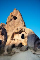Ancient Churches in rock - Cappadocia - Goreme / Turkey