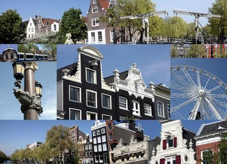 Immobilier à Amsterdam