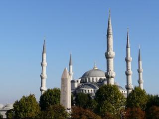 istanbul mosquée