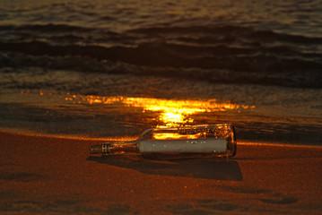 Sunset Message