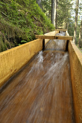 acquedotto montano particolare