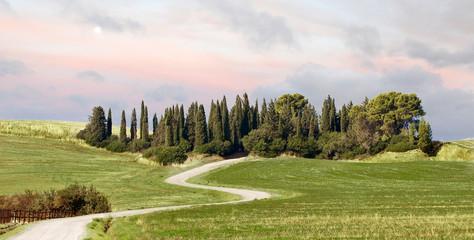 idyllic panorama | Italien