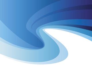Background of blue flex