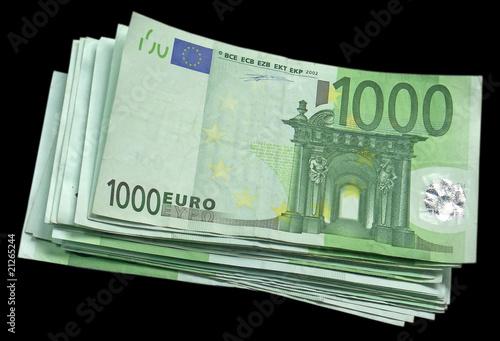 billet de 1 000 euros