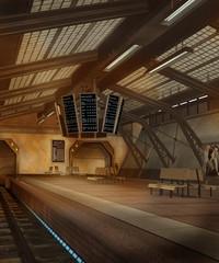 Stacja kolejowa 1