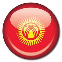 Chapa bandera Kirguistan