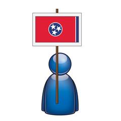 Pancarta Tennessee