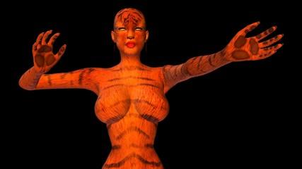 TIGER WOMAN (10)