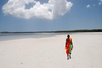 Spiaggia di Watamu Kenya