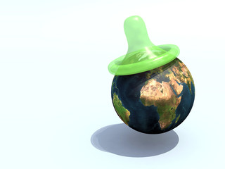 preservativo su mondo
