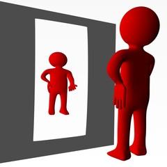 Miroir Déformant