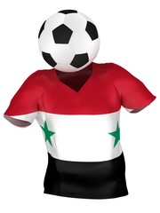 National Soccer Team of Syria   All Teams Collection  