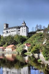 Wall Mural - Rosenberg castle