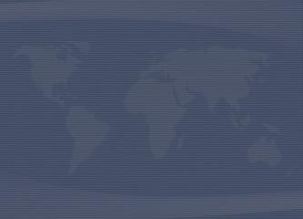 World with lines blue - fototapety na wymiar