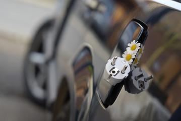 Elektroauto Elektroantrieb für Auto