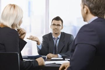 Professional discussion