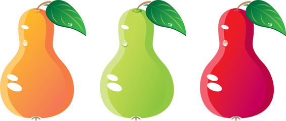 Pear set