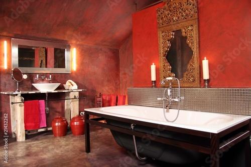 orientalisches Badezimmer\