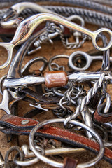 Horse Bits, Tack Leather & Rope