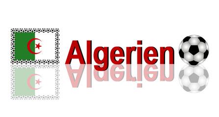 fussball Algerien