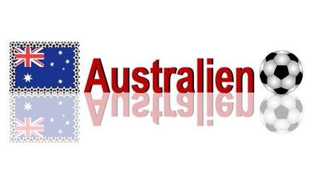 Fussball Australien