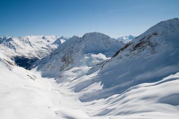 Valli del Monte Bianco
