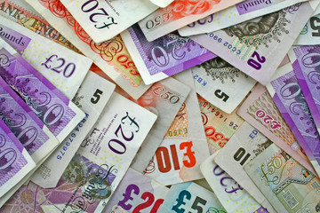 pile sterling notes