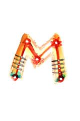 アルファベット大文字M