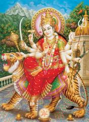 INDIAN GODESS MAA DURGA