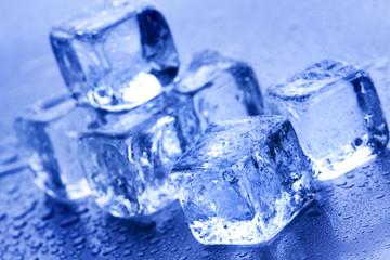 Ice Cubes CLoseup