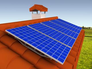 Pannello fotovoltaico 5