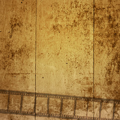 Great film strip for textures and backgrounds fram