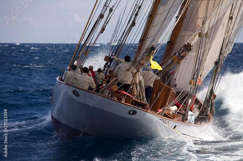Voilier en mer photo libre de droits sur la banque d - Photo de voilier gratuite ...